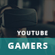 Gamers Youtube Channel - GraphicRiver Item for Sale