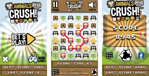 40 HTML5 GAMES IN 1 SUPER BUNDLE!!! (Construct 3 | Construct 2 | Capx) - 18