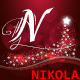 NIKOLA - Christmas Full Responsive Muse Template