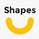 Shapes - One Page Creative Portfolio - ThemeForest Item for Sale