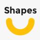 Shapes - One Page Creative Portfolio