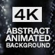Abstract Animated Background 02 - 4K - VideoHive Item for Sale