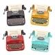 Typewriter Flat Set