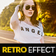 Retro Effect Lightroom Presets - GraphicRiver Item for Sale