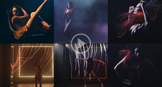 Female Sexy Choreography [PACK]