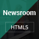 Newsroom - Responsive Blog Template