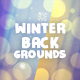 Winter Backgrounds - VideoHive Item for Sale