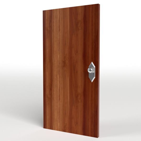Office Door - 3DOcean Item for Sale