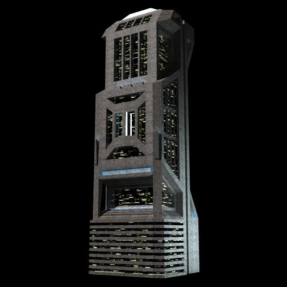 build_07 - 3DOcean Item for Sale