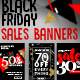 Black Friday Sales Banners - GraphicRiver Item for Sale