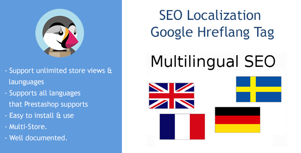 SEO Localization Google Hreflang Tag - CodeCanyon Item for Sale