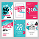 Social Media Sale Banners - GraphicRiver Item for Sale