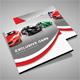 Square Rent A Car 3-Fold Brochure - GraphicRiver Item for Sale