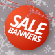 Set of Winter Mobile Sale Banners - GraphicRiver Item for Sale