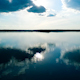 Blue Morning on the Lake - VideoHive Item for Sale
