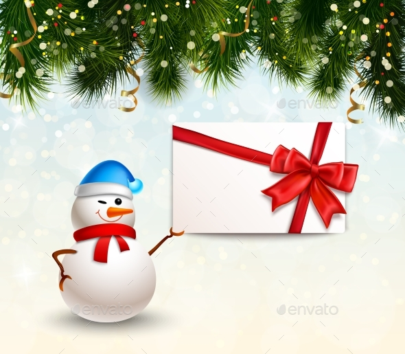 Christmas And New Year Background - Nature Conceptual