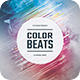 Color Beats Flyer - GraphicRiver Item for Sale