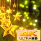 Christmas Stars Decorations - VideoHive Item for Sale