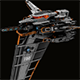 Vertical Fighter - 3DOcean Item for Sale