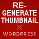 WordPress Real Thumbnail Generator - Bulk Regenerate Thumbnails / Upload folder - CodeCanyon Item for Sale