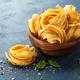 Fettuccine pasta ingredients for Italian food - PhotoDune Item for Sale