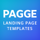 Pagge - Landing Page HTML Templates - ThemeForest Item for Sale