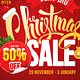 Christmas Sale Poster Template - GraphicRiver Item for Sale