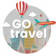 GoTravel - A Travel Agency & Tourism Theme Nulled