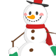 Snow Man Character - VideoHive Item for Sale