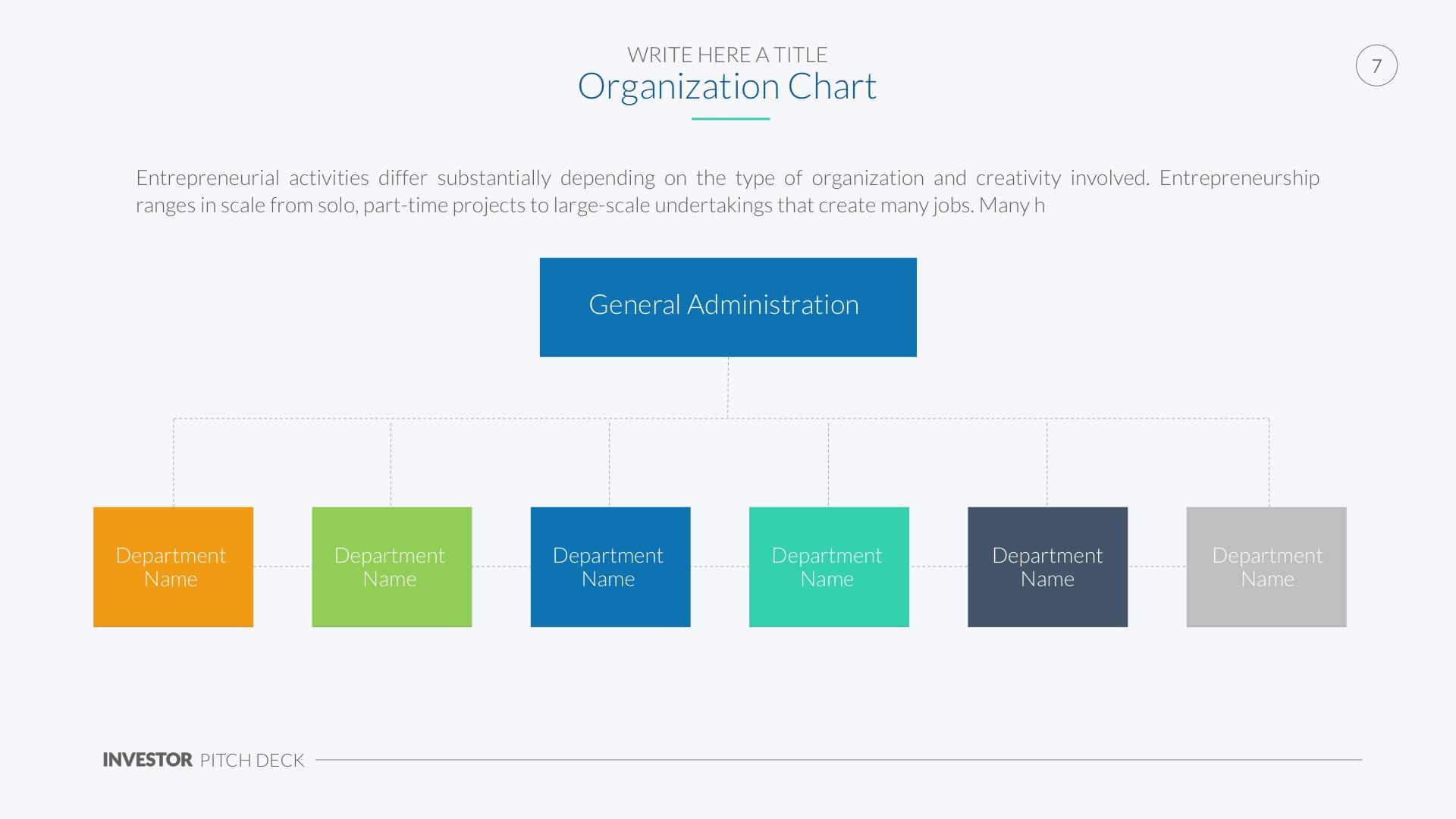 investor pitch deck google slides templatelouistwelve-design, Presentation templates