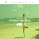 Yogy - Bootstrap Based Responsive Onepage Template Nulled