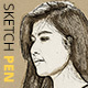 Sketch Pen - Photoshop Actions - GraphicRiver Item for Sale