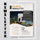 Business Newsletter Template - GraphicRiver Item for Sale