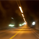 Driving Through A Long Tunnel - VideoHive Item for Sale