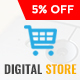 Digital Store - Prestashop Theme for Electronics, Phones, Cameras and Computers Stores Nulled