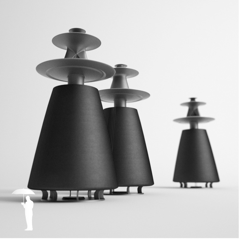 bang olufsen beolab 5 by konradrakowski 3docean. Black Bedroom Furniture Sets. Home Design Ideas