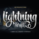 Lightning Script - GraphicRiver Item for Sale