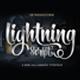 Lightning Script - GraphicRiver Item for Sale