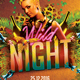 Wild Night - GraphicRiver Item for Sale