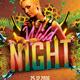 Wild Night - GraphicRiver Item for Sale