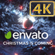 4k Magical Christmas Opener 2 - VideoHive Item for Sale