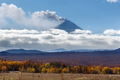 View of Explosive-Effusive Eruption Volcano of Kamchatka - PhotoDune Item for Sale