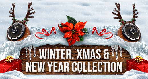 Winter, Christmas & New Year Collection