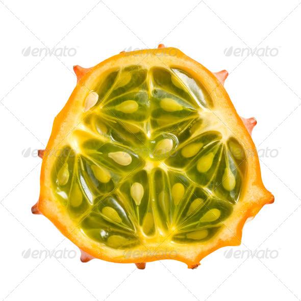 kiwano fruit - Stock Photo - Images