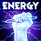 Energy FX - Electricity Photoshop Action - GraphicRiver Item for Sale