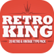 Retro King - VideoHive Item for Sale
