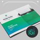 Multi-Purpose Agency Landscape Brochure Template - GraphicRiver Item for Sale