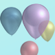 Balloons Loop - VideoHive Item for Sale