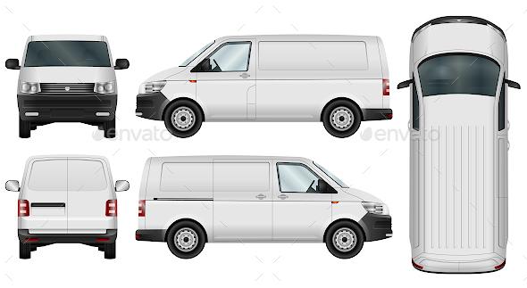 Minivan Template