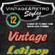 Vintage Retro Photoshop Styles - GraphicRiver Item for Sale